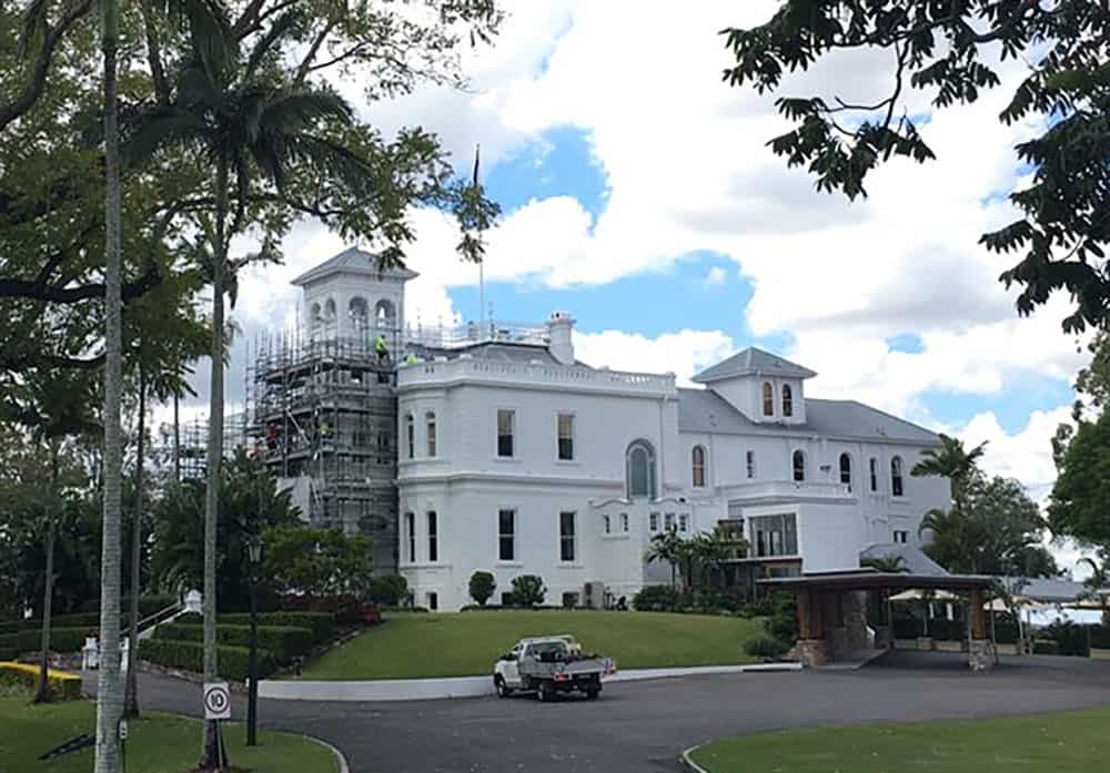 Painting-Government-House-Brisbane