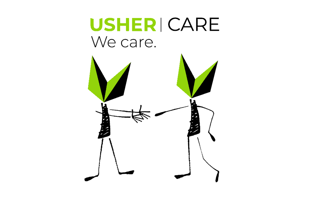 Usher Care Mega Menu